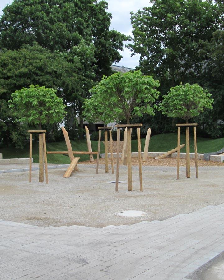 Baumpflanzung mit Jung Garten- & Landschaftsbau
