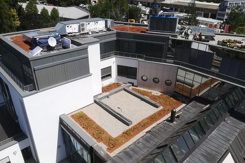 Dachbegrünung von Jung Garten- & Landschaftsbau