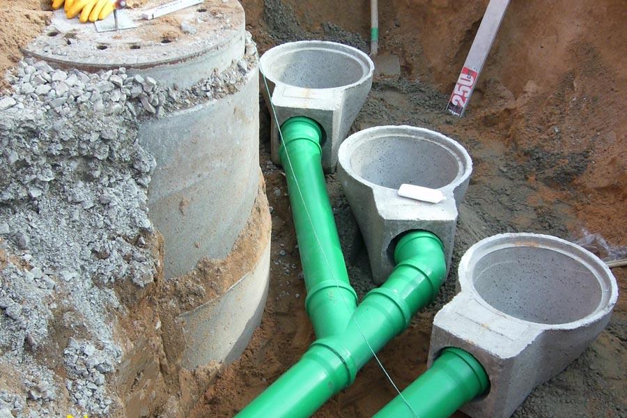 Entwässerungsmanagement