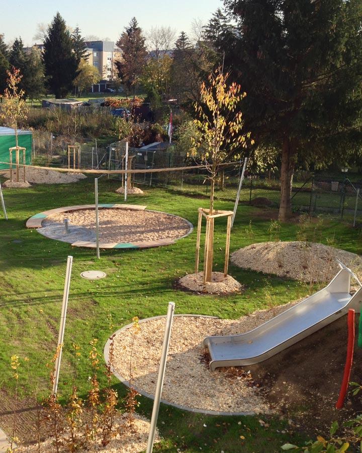 Kindergarten - Gartengestaltung von GaLa Jung