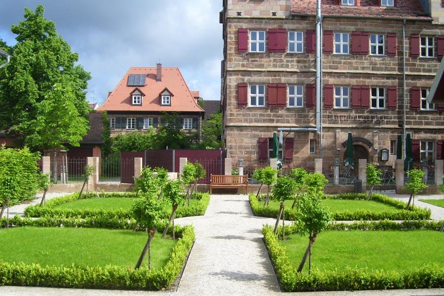 Öffentliche und kommunale Grünanlagen