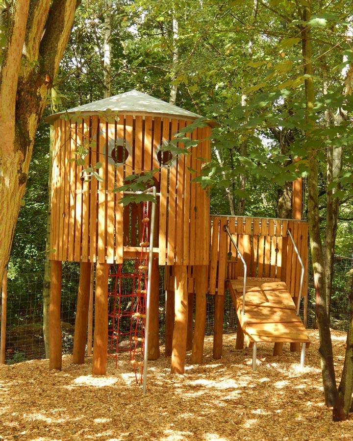 Spielplatz - Gebaut von Jung Garten- & Landschaftsbau