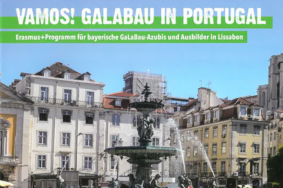 VAMOS! GALABAU in Portugal!