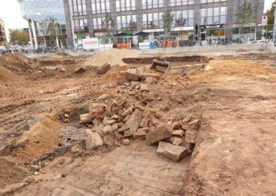Baustelle von Jung Garten- und Landschaftsbau
